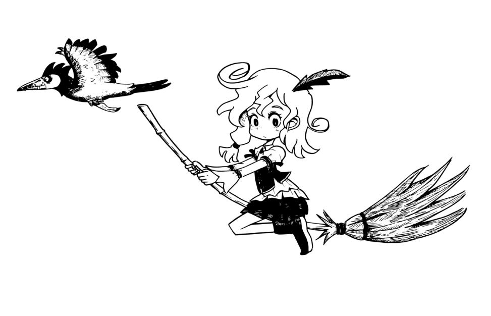 Urvogel witch