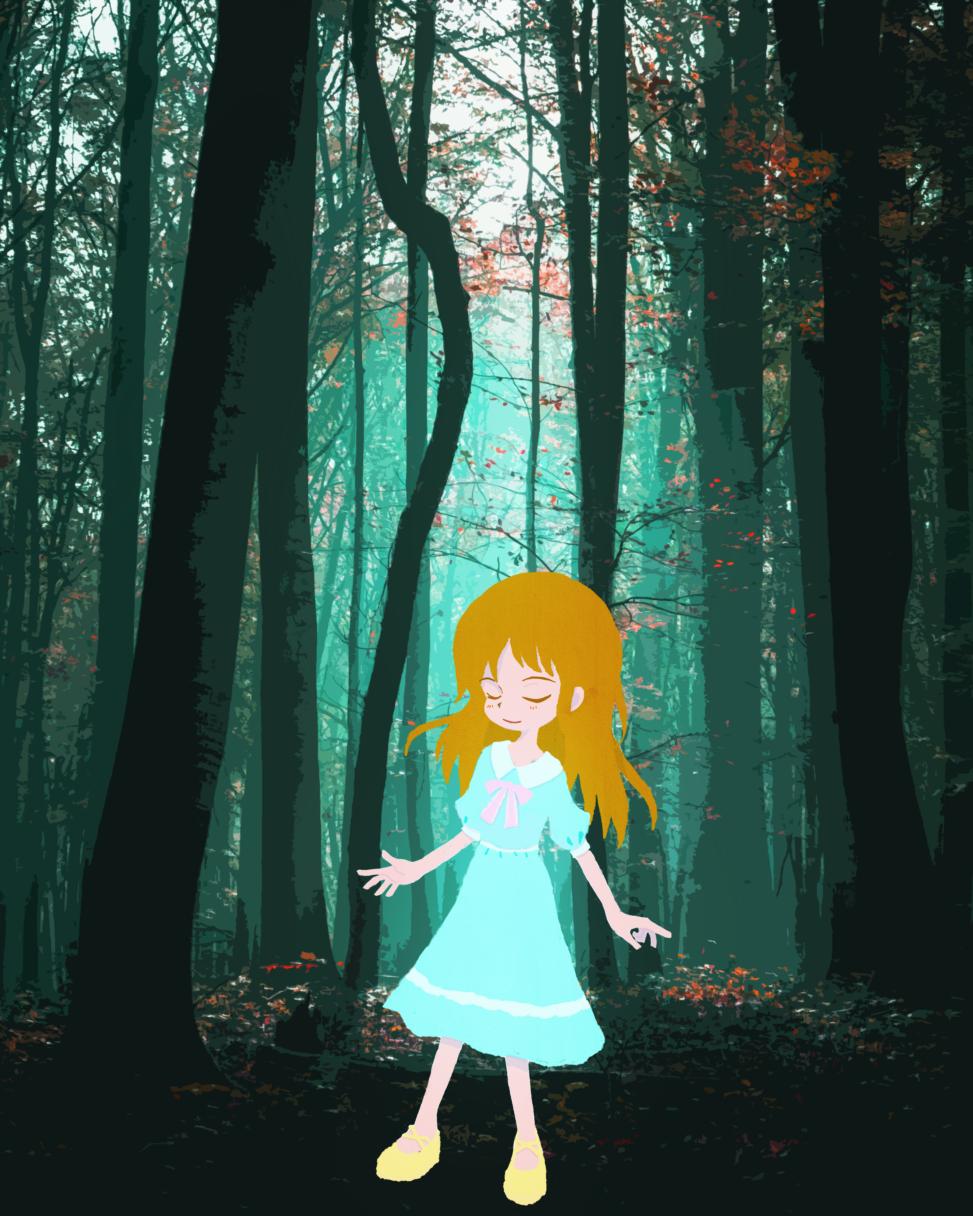 Forest-girl